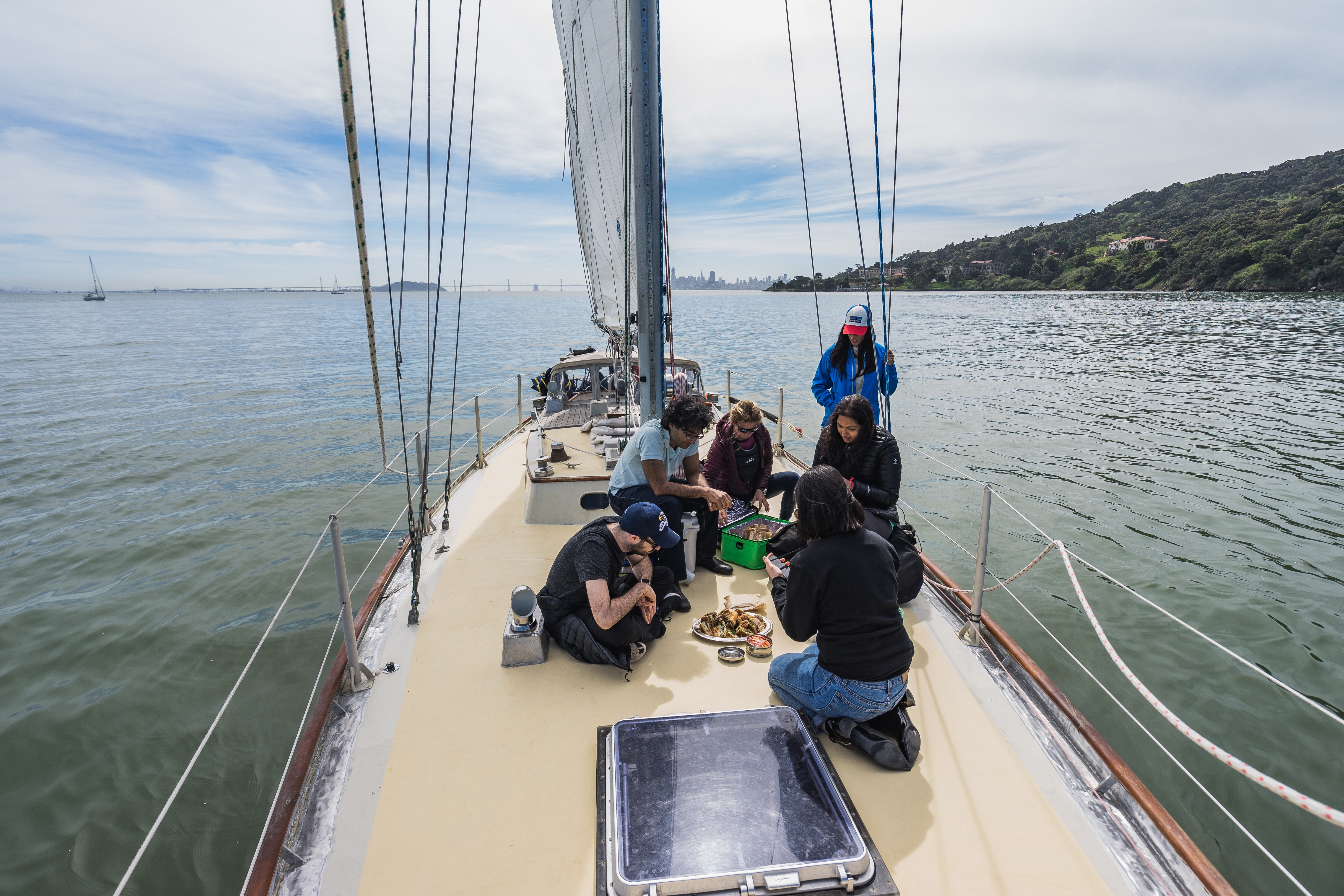 Amazing Experiences with AirBNB – Fine Day For Sailing on